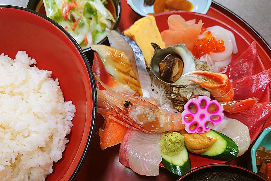 元気海鮮丼